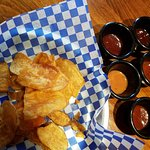 Chips and Sauces