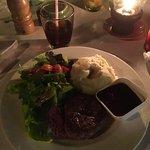 E4 Steak