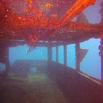 "Inside the ""Konanda Wreck"""