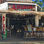 Foto van Aplaya the Beach Bar & Italian Restaurant
