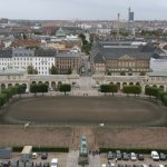 Christiansborg Palace - View from the Tower
