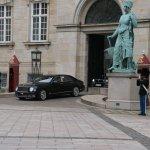 Christiansborg Palace - The Royal Vehicle