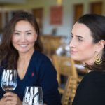 the full day gourmet wine and dine tour includes lunch with a glass of wine at Watershed