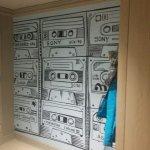 Funky walls!