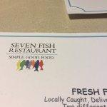 Photo de Seven Fish