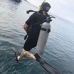 Big Blue Diving Foto