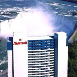 صورة فوتوغرافية لـ ‪Niagara Falls Marriott Fallsview Hotel & Spa‬
