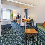 Fairfield Inn & Suites Indianapolis Downtown Foto