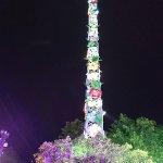 Изображение 75 Anniversary Flag and Lamp Park
