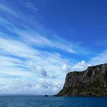 The north view of the Nut from Bass Strait