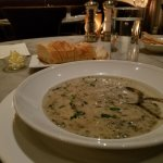 Delicously rich cream based vegetable soup