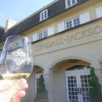 Raise a glass of Chardonnay outside at Kendall-Jackson Wine Estate & Gardens in Fulton.