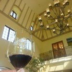 Raise a glass of Merlot inside the tasting room at Kendall-Jackson Wine Estate & Gardens in Fult