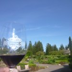 Raise a glass of Merlot in the gardens at Kendall-Jackson Wine Estate & Gardens in Fulton.