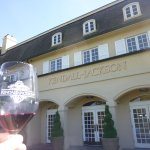 Raise a glass of Merlot at Kendall-Jackson Wine Estate & Gardens in Fulton.