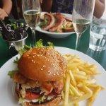 Cafe de France Picture