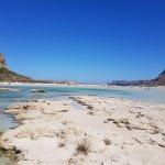 Photo de Balos Lagoon