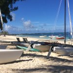 Long Beach Mauritius Foto
