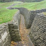 Restored Trench Lines