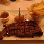 Photo de The Steakhouse
