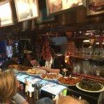 The tapas bar