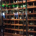 Wine cellar at the Manzanita restaurant - off lobby of the main hotel