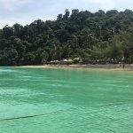 Foto de Koh Ngai Thanya Beach Resort