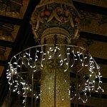 Une colonne au moment des fêtes de fin d'année