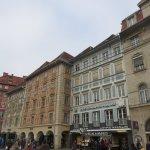 Edifici sulla Hauptplatz