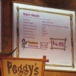 Foto de Peggy's Snack Bar