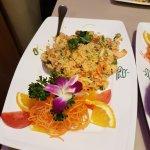 Pho Saigon: Rice with Shrimp