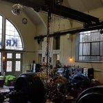 Bild från Cafe im kraftwerk am wasserfall