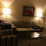 seating area-Room 544