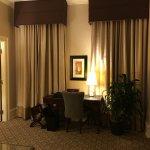 Desk area-Room 544