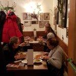 Figlmuller: Inside the restaurant