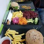 Fotografija – Salti - Vegan Fast Food