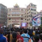 Entrance Gate ( Swarn Jayanti Dwar ) to Parade Area