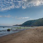 Picturesque Runswick Bay - a short drive from Halmer Grange.