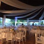 Restaurant le Maloya à l'occasion d'un mariage