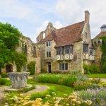 Stunning Gardens Of Scotney Castle