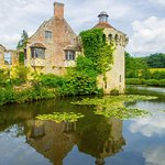 Reflections Scotney Castle