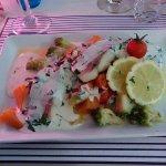 Hotel Restaurant de la Mer resmi