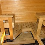 Superior Sauna room #675