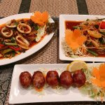 Little Bangkok - Thai Cuisine's menu.