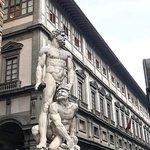 Billede af Piazza della Signoria