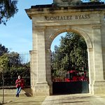 Gates of Gonzalez-Byass Bodega