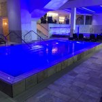 Spa jacuzzi pool