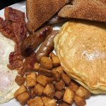 The Gold Rush. Breakfast Available 7am-11am