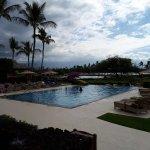 Swiimming pool.