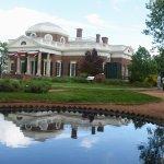 Photo of Thomas Jefferson's Monticello